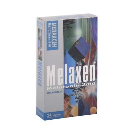 Мелаксен таблетки 3 мг 24 шт.