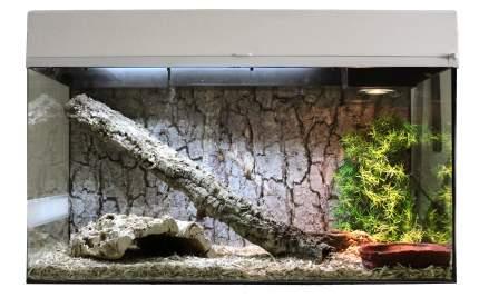 Террариум для рептилий Lucky Reptile Стартовый комплект для Змей, белый, 80x52x40 см