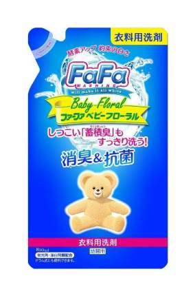 Жидкое мыло для стирки детского белья Fafa с цветочным ароматом 810 мл
