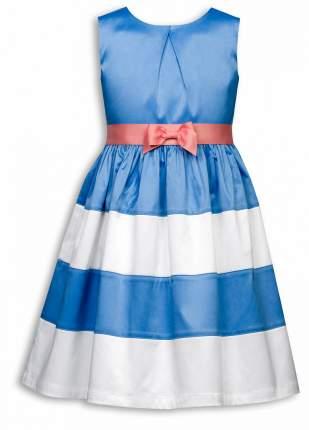Платье для девочки Pelican GWDV4015 Голубой р. 122