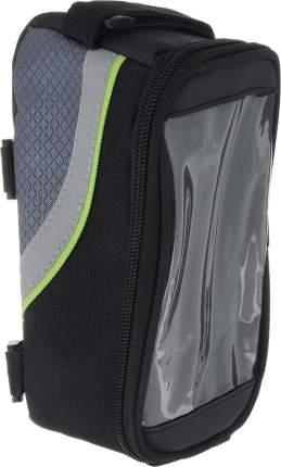 Велосипедная сумка Bradex SF 0157 черно-зеленая