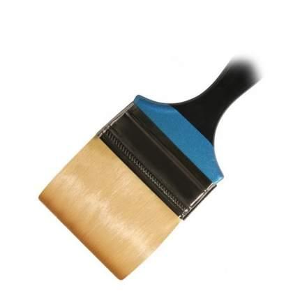 "Daler Rowney Кисть синтетика флейц 3"" (7.6см) короткая ручка AQUAFINE Daler-Rowney"