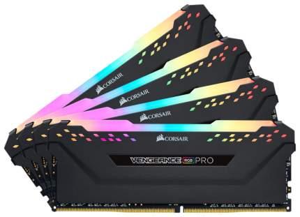 Оперативная память Corsair VENGEANCE RGB PRO CMW64GX4M4C3466C16