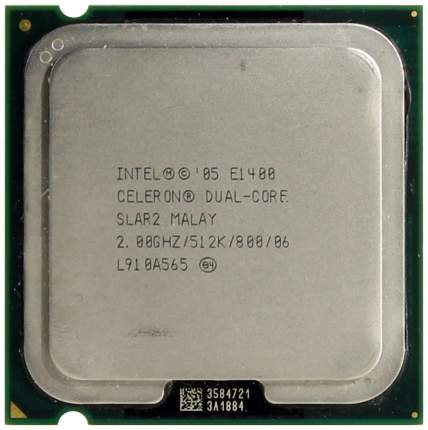 Процессор Intel Celeron E1400 OEM