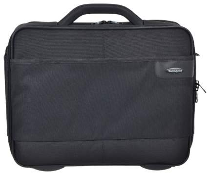 """Сумка для ноутбука 17"""" Samsonite D38-015 черная"""