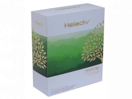 Чай Heladiv HQ green tea100 пакетиков