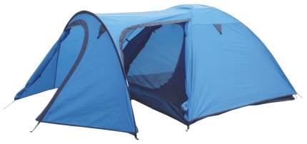 Туристическая палатка Green Glade Zoro 4 (Kira 4) четырехместная голубая
