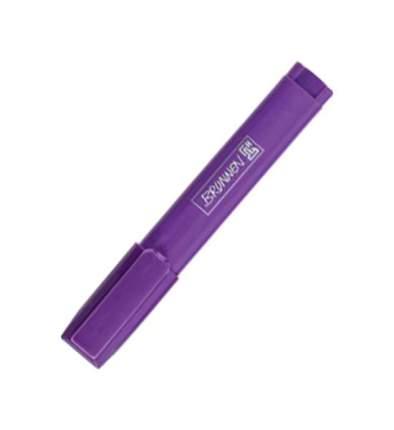 Маркер Brunnen Текстовый восковой фиолетовый