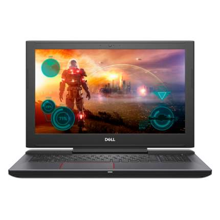 Ноутбук игровой Dell Inspiron 7577-9584