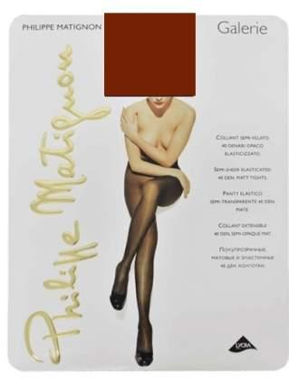 Колготки Philippe Matignon GALERIE 40 / Cognac (Коньяк) / 5 (XL)