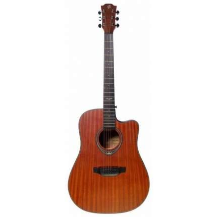 Акустическая гитара FLIGHT D-165C SAP