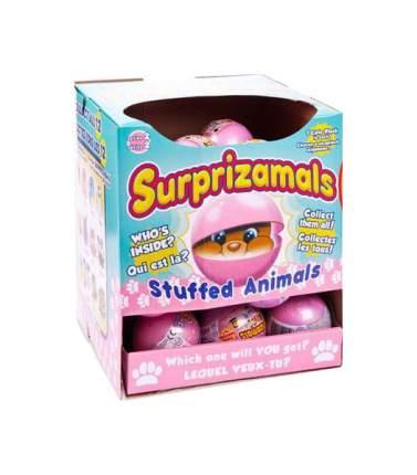 Мягкая игрушка Surprizamals Серия 2 SUR20250/1 в ассортименте