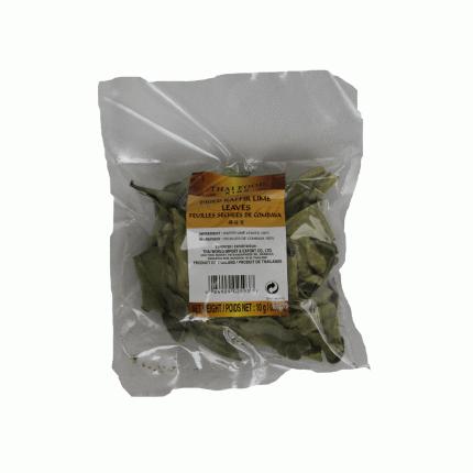 Листья каффрского лайма сушеные TFK 10 г
