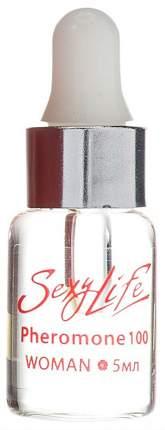 Концентрат феромонов для женщин Парфюм престиж Sexy Life 100% 5 мл