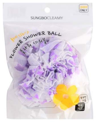 Мочалка для тела Sungbo Cleamy Flower Shower Ball