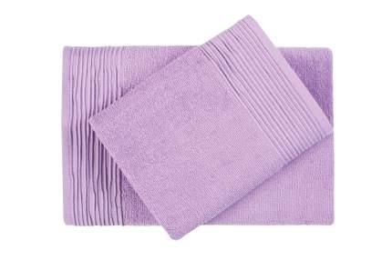 Банное полотенце Aquarelle Палитра фиолетовый