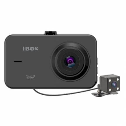 Видеорегистратор iBOX Z-820 + Камера заднего вида
