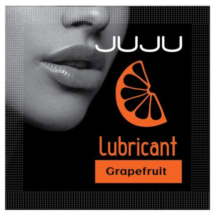 Гель-смазка Juju грейпфрут 3 мл