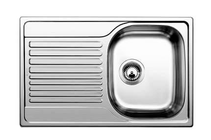 Мойка для кухни из нержавеющей стали Blanco Tipo 45 S Compact 513441 сталь матовая