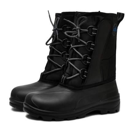 Ботинки для рыбалки Nordman Comfort ПЕ-11 СК8, черные, 42-43 RU