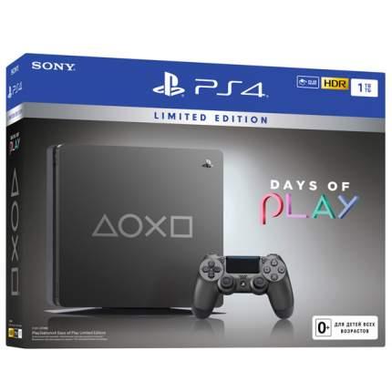 Игровая приставка Sony PlayStation 1TB  Days of Play LE (CUH-2208B)