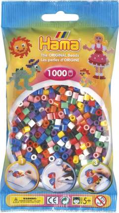 Бусинки для термомозаики 1000 шт. микс Hama 207-00