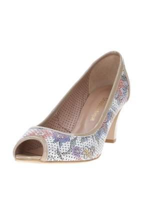 Туфли женские Shoobootique 4843-607-BEIGE-VERNICE-486-FLORI-LC бежевые 38