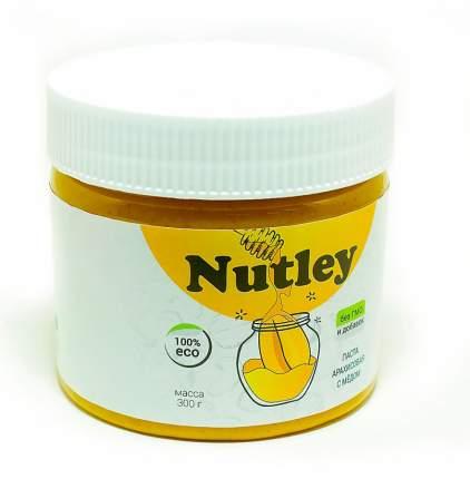 Паста арахисовая Nutley с медом 300 г