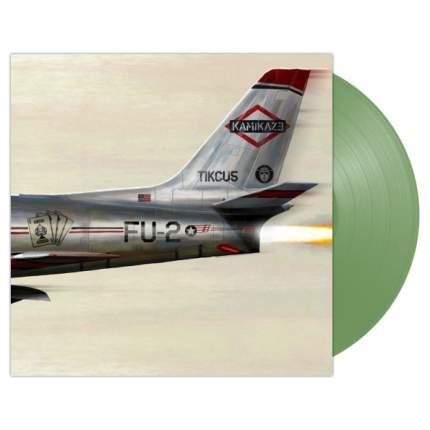 Виниловая пластинка Eminem Kamikaze (Coloured Vinyl)(LP)