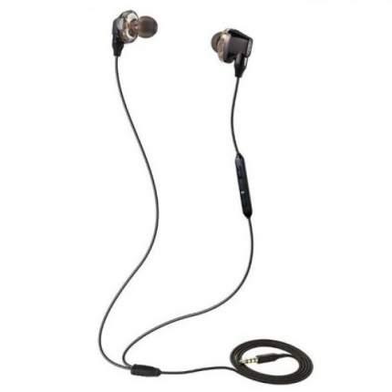 Наушники Baseus Encok H10 Dual Dynamic Wired Headset Black
