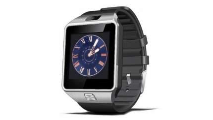 Смарт-часы CARCAM Smart Watch DZ09 Silver/Black