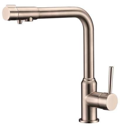 Смеситель для кухни Kaiser Teka 13044-5 с подключением к фильтру Nickel