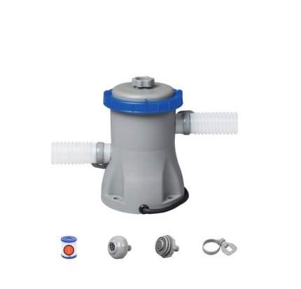 Bestway, Картриджный фильтр-насос 1249 л/час, картридж тип I, 58381 BW