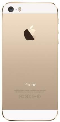 Смартфон Apple iPhone 5S 64Gb Gold (FF360RU/A) восстановленный