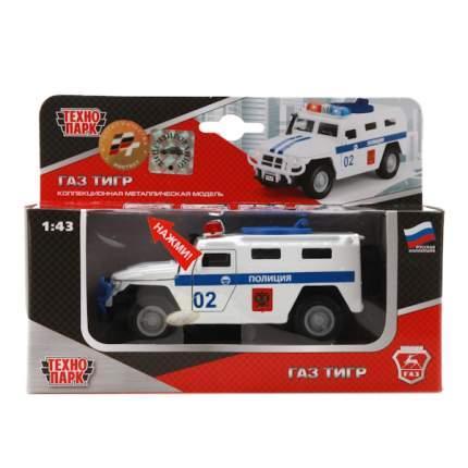 Внедорожник инерционный Технопарк ГАЗ Тигр Полиция 1:43