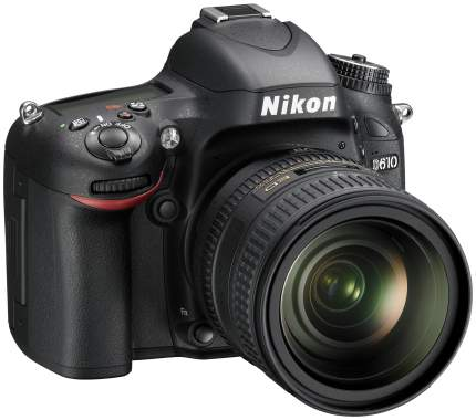 Фотоаппарат зеркальный Nikon D610 + 24-85mm Kit Black