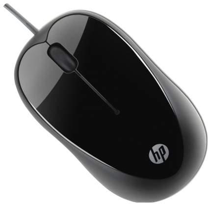 Проводная мышка HP X1500 Grey/Black (H4K66AA)