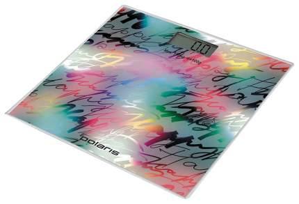 Весы напольные Polaris PWS 1851DG Разноцветный