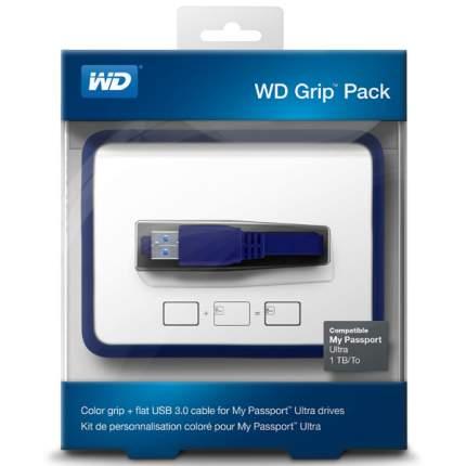 Кейс для портативного USB диска/внеш.HDD WD GRIP PACK SLATE (WDBZBY0000NBA-EASN)