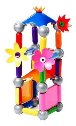 Магнитный конструктор smartmax/ Bondibon специальный (special) набор: цветочный дворец