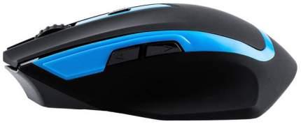 Беспроводная игровая мышь OKLICK 630LW Cyan/Black