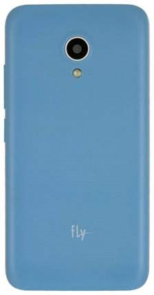 Смартфон Fly STRATUS 6 Blue (FS407)