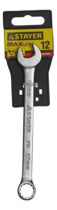 Комбинированный ключ Stayer 27085-12
