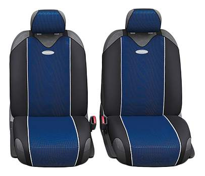 Комплект чехлов-маек Autoprofi Carbon CRB-802 BL