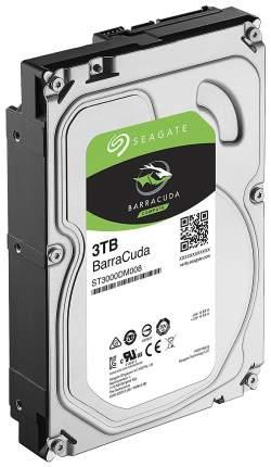 Внутренний жесткий диск Seagate BarraCuda 3TB (ST3000DM008)