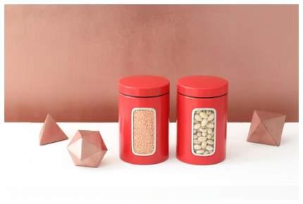 Банка для хранения Brabantia 484063 Красный
