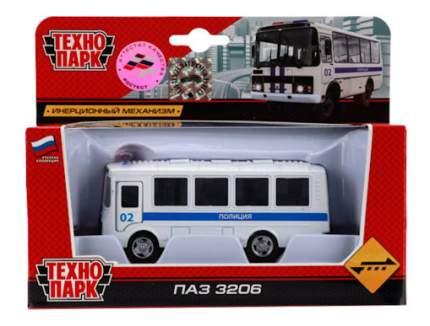 Автобус Технопарк ПАЗ 3206 Полиция