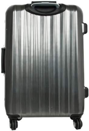 Чемодан Polar Р1155 темно-серый L