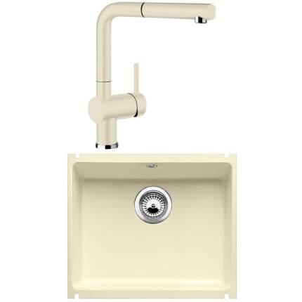 Мойка для кухни керамическая Blanco SUBLINE 500-U 514511 жасмин