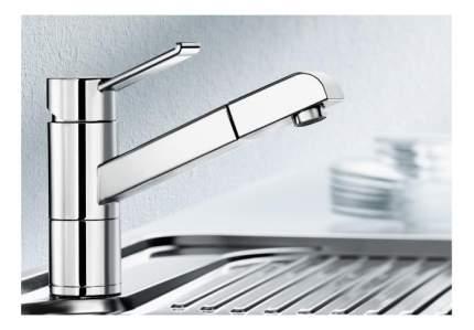 Смеситель для кухонной мойки Blanco ZENOS-S 517815 хром